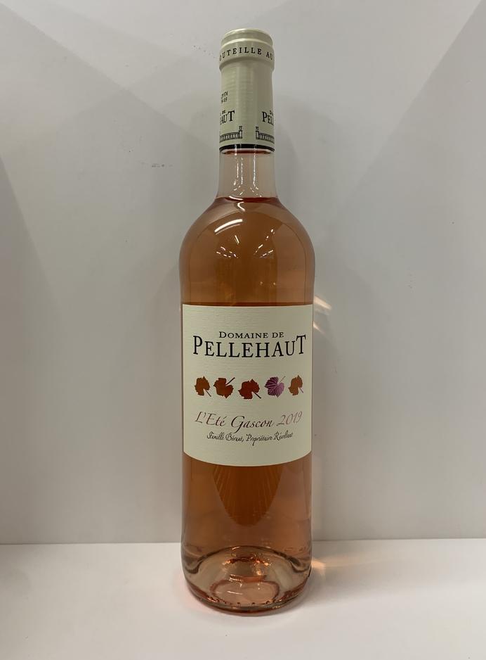 L'Eté Gascon Rosé Moelleux Domaine Pellehaut