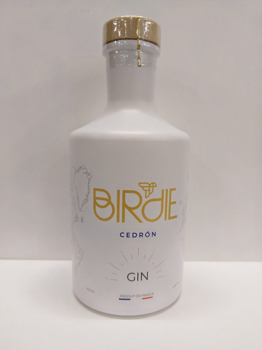 Gin Birdie Cedron France
